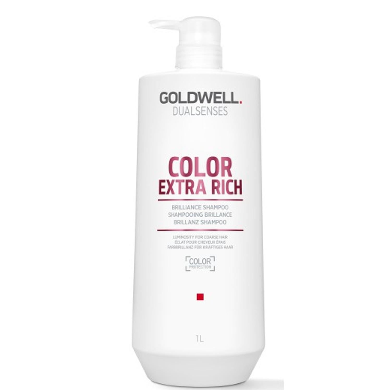 GOLDWELL Dualsenses Color Extra Rich Brilliance Shampoo 1 L