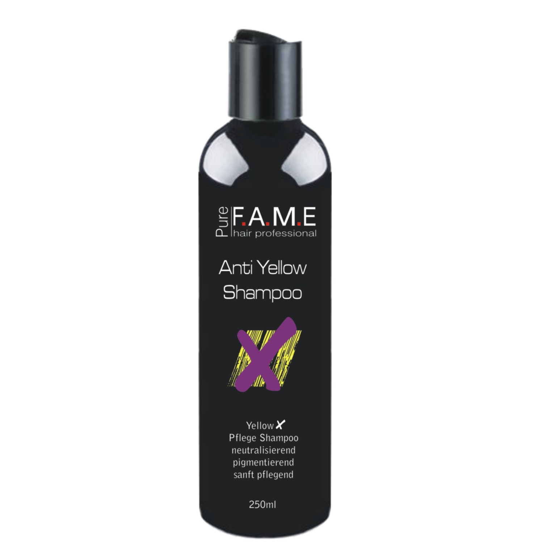 PURE FAME Anti Yellow Shampoo 250 ml