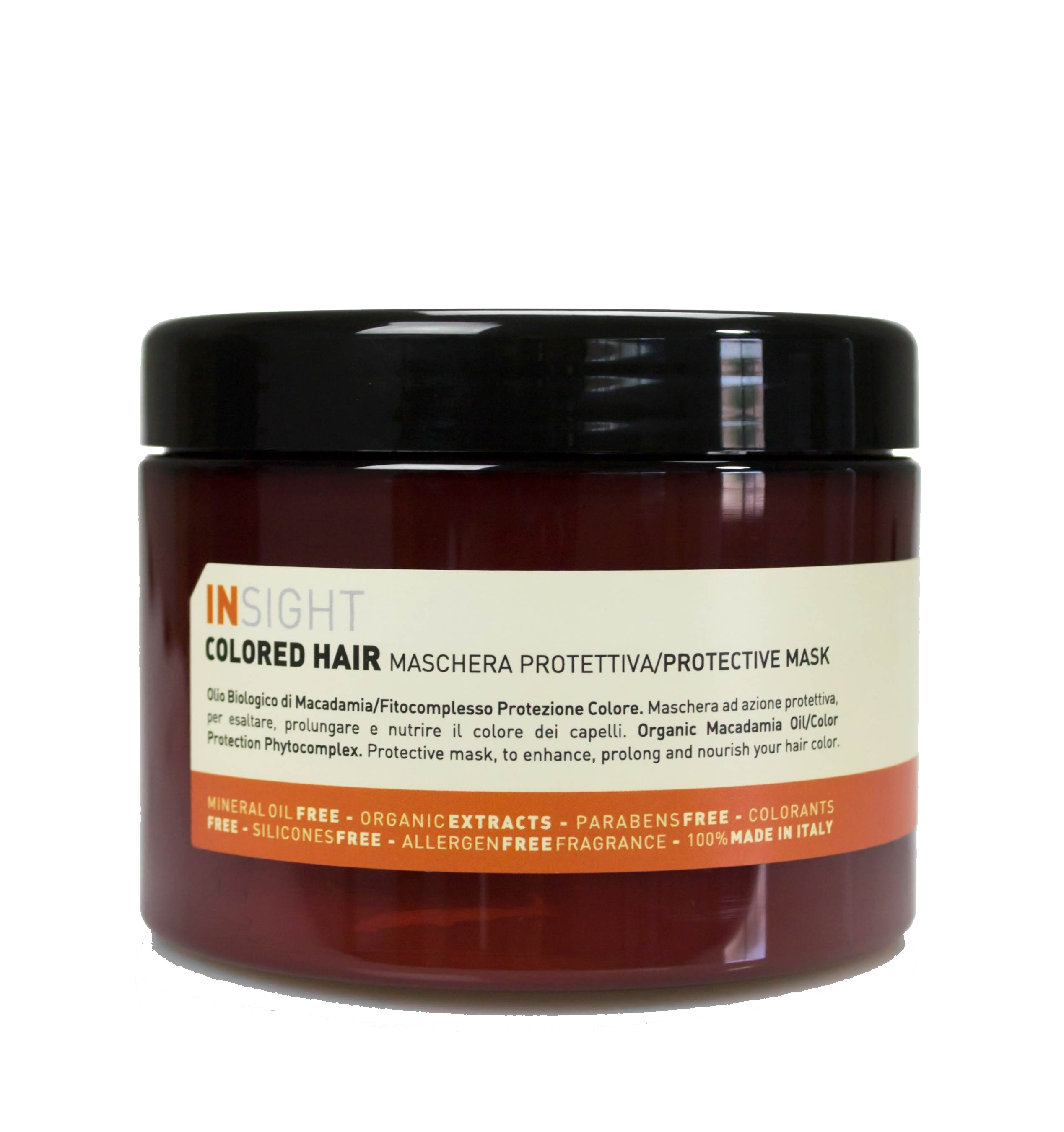 INSIGHT Colored Hair Protective Maske 500 ml