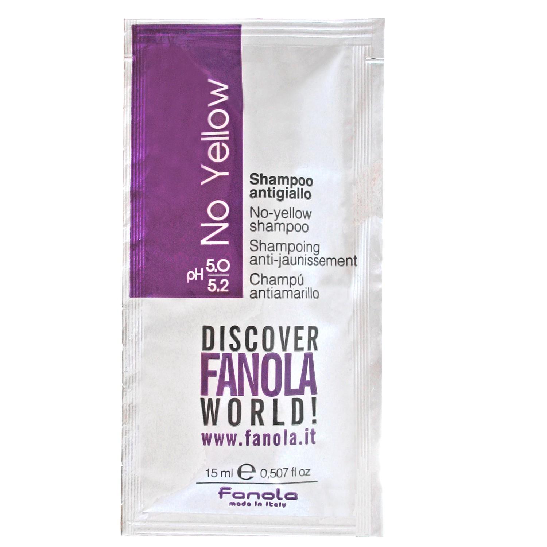 Fanola No Yellow Shampoo 15 ml
