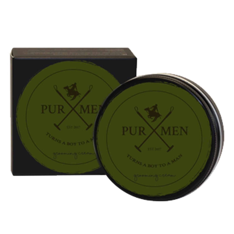 PUR HAIR PUR MEN grooming cream 100 ml