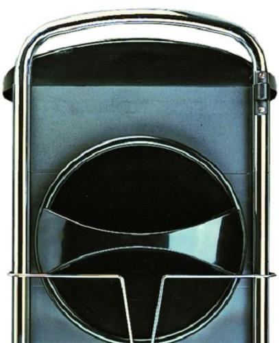 EFALOCK Chrom-Spiegelhalter für PICCOLO Stapelboys