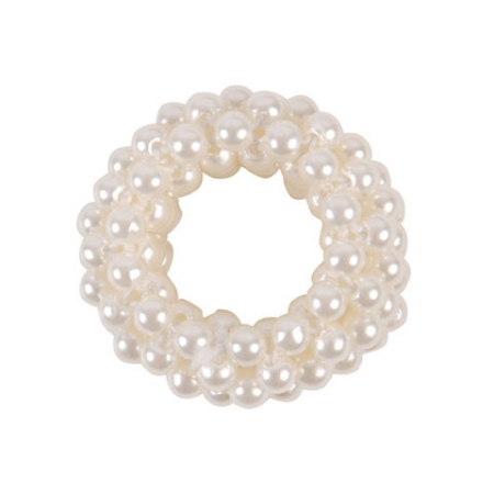 Solida Perlen Zopfring