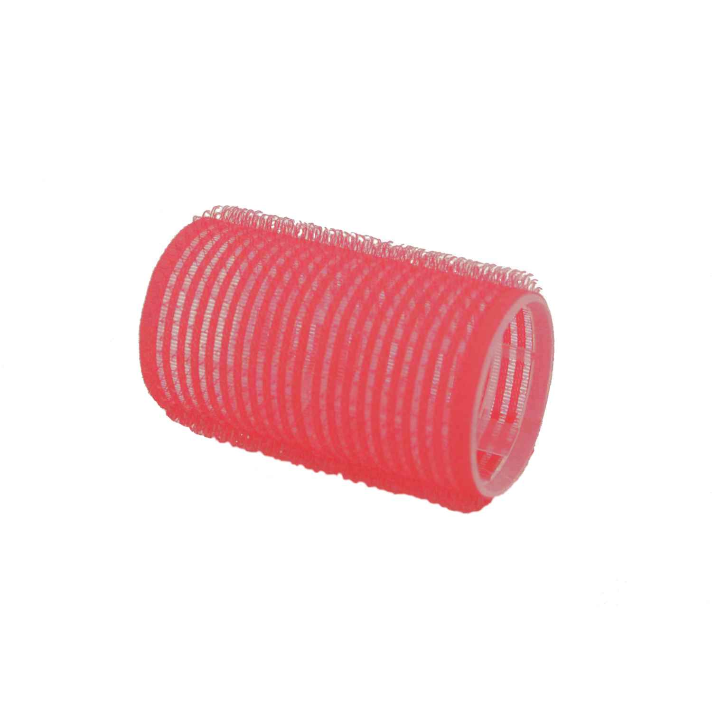 HairCult Haftwickler 60 mm, 12 St., Ø 36 mm rot