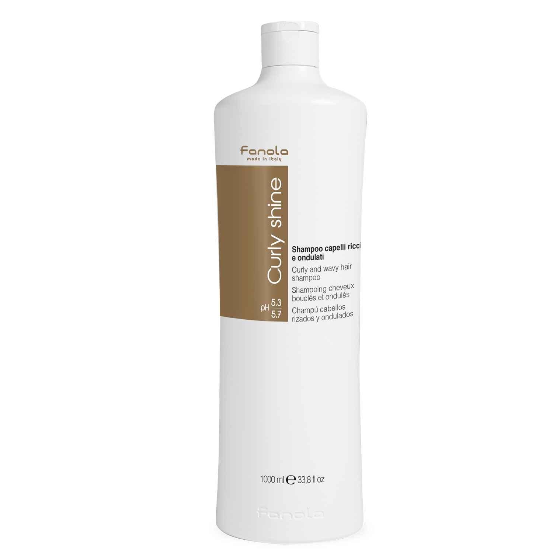 Fanola Curly Shine Shampoo 1 L