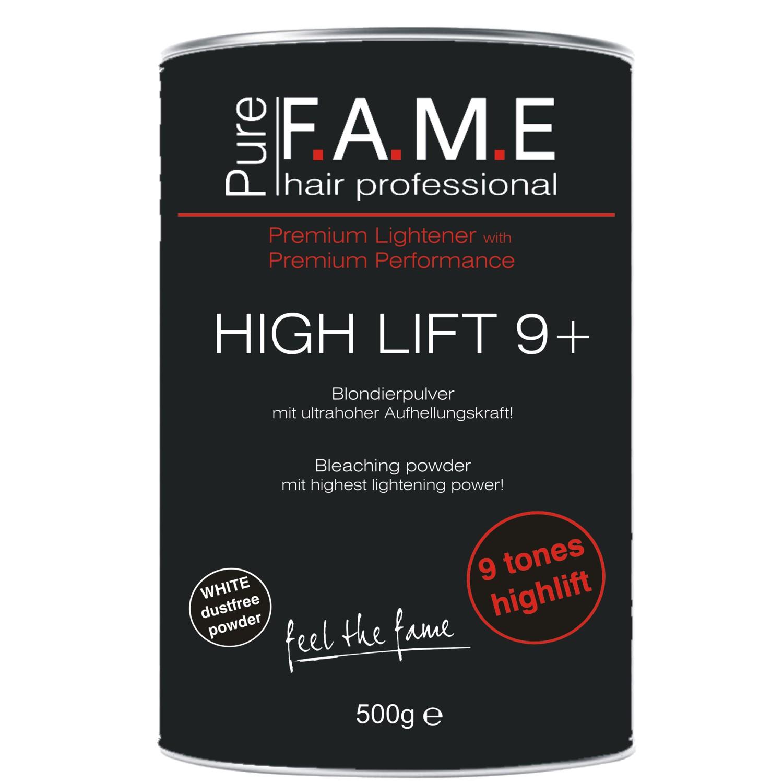 Pure Fame 9+ High Lift Bleaching Powder 500 g