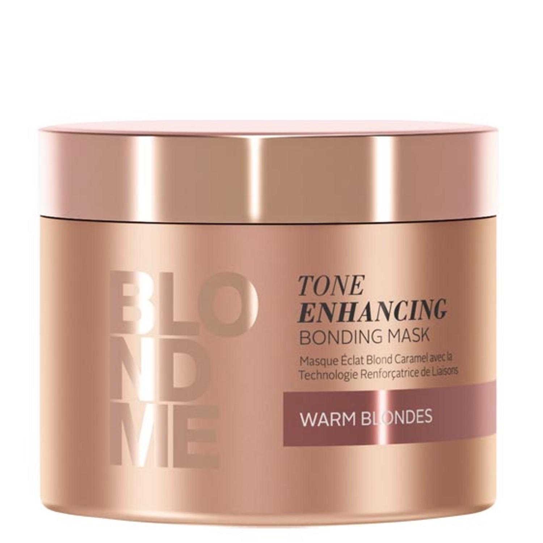 Schwarzkopf BLONDME Tone Enhancing Bonding Mask Warm Blondes 200 ml