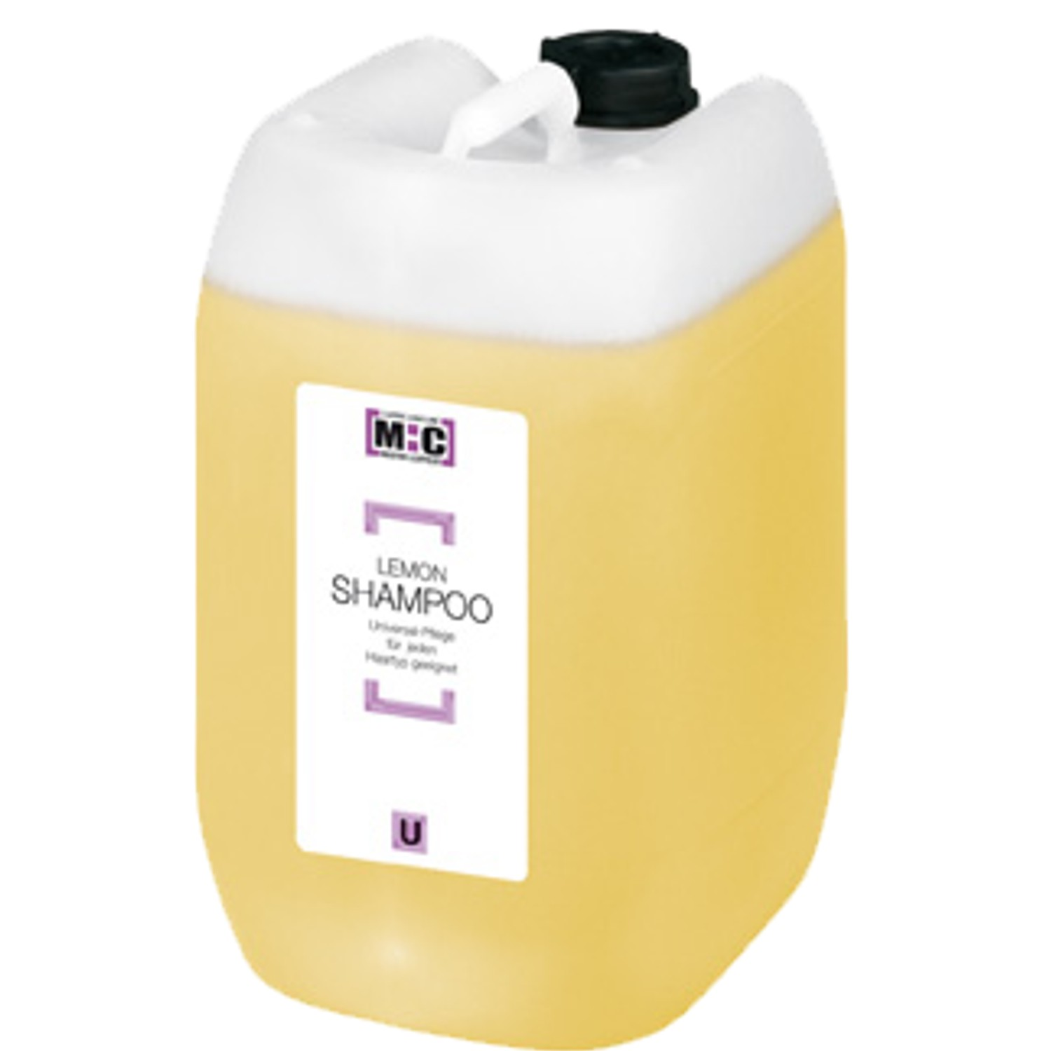 Meister Coiffeur M:C Lemon Shampoo U, 5 L