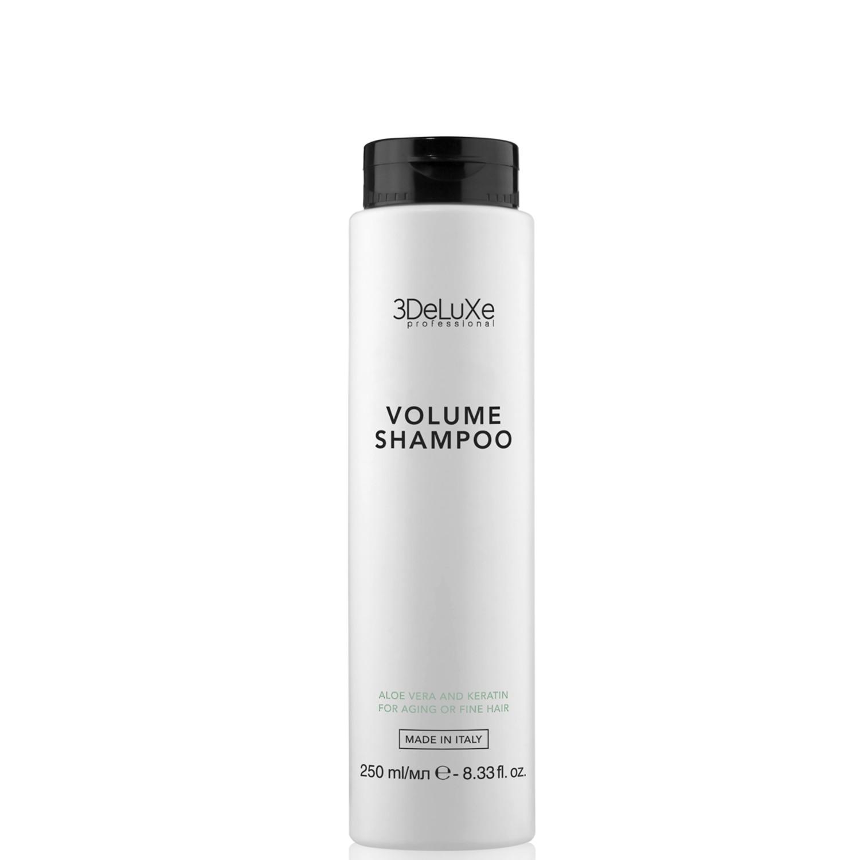 3DeLuXe Professional VOLUME Shampoo 250 ml