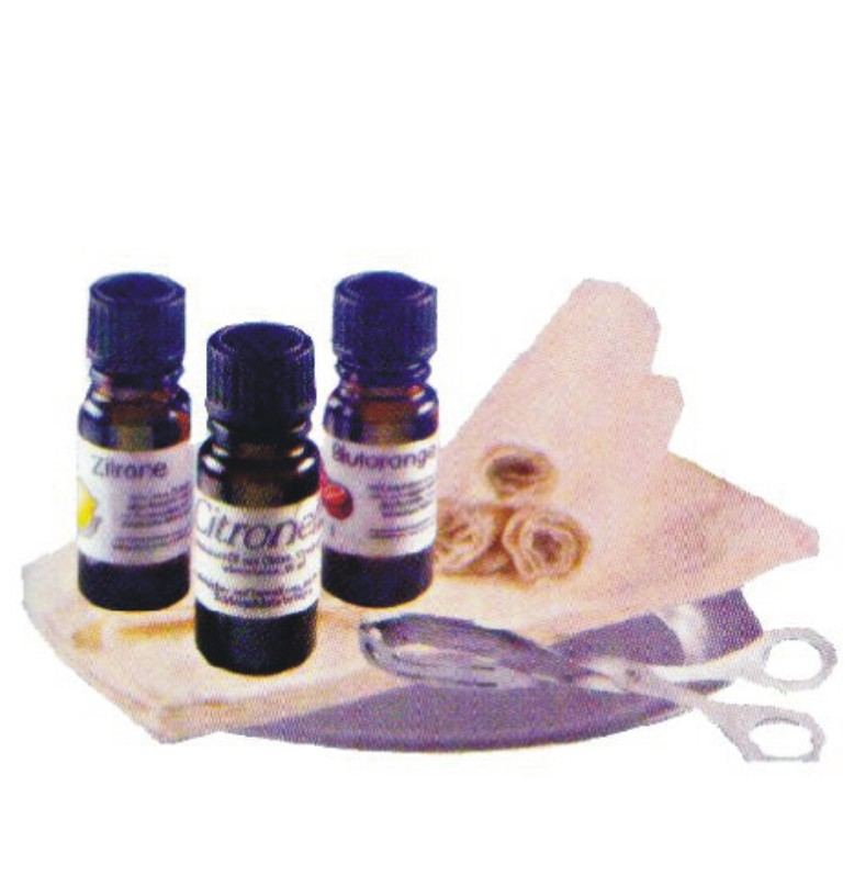 Ätherische Öle für Kompressenwärmer 4 x 10 ml