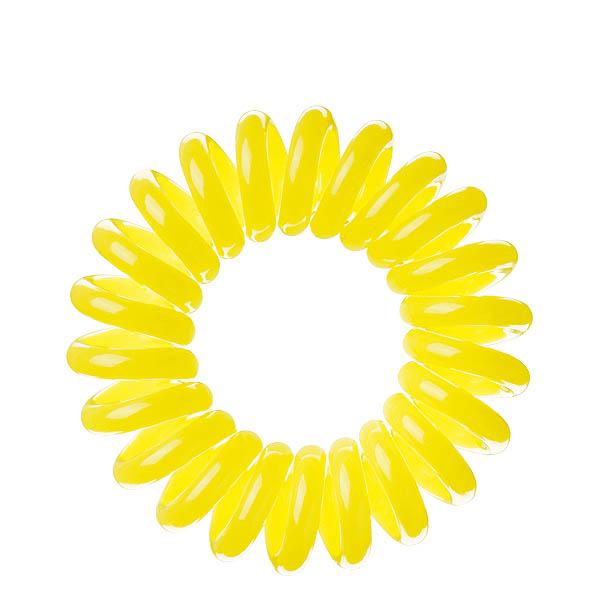 Invisibobble Haargummi yellow 3er Set