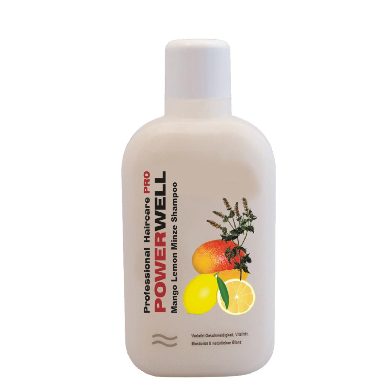 POWERWELL Mango Lemon Minze Shampoo 1 L