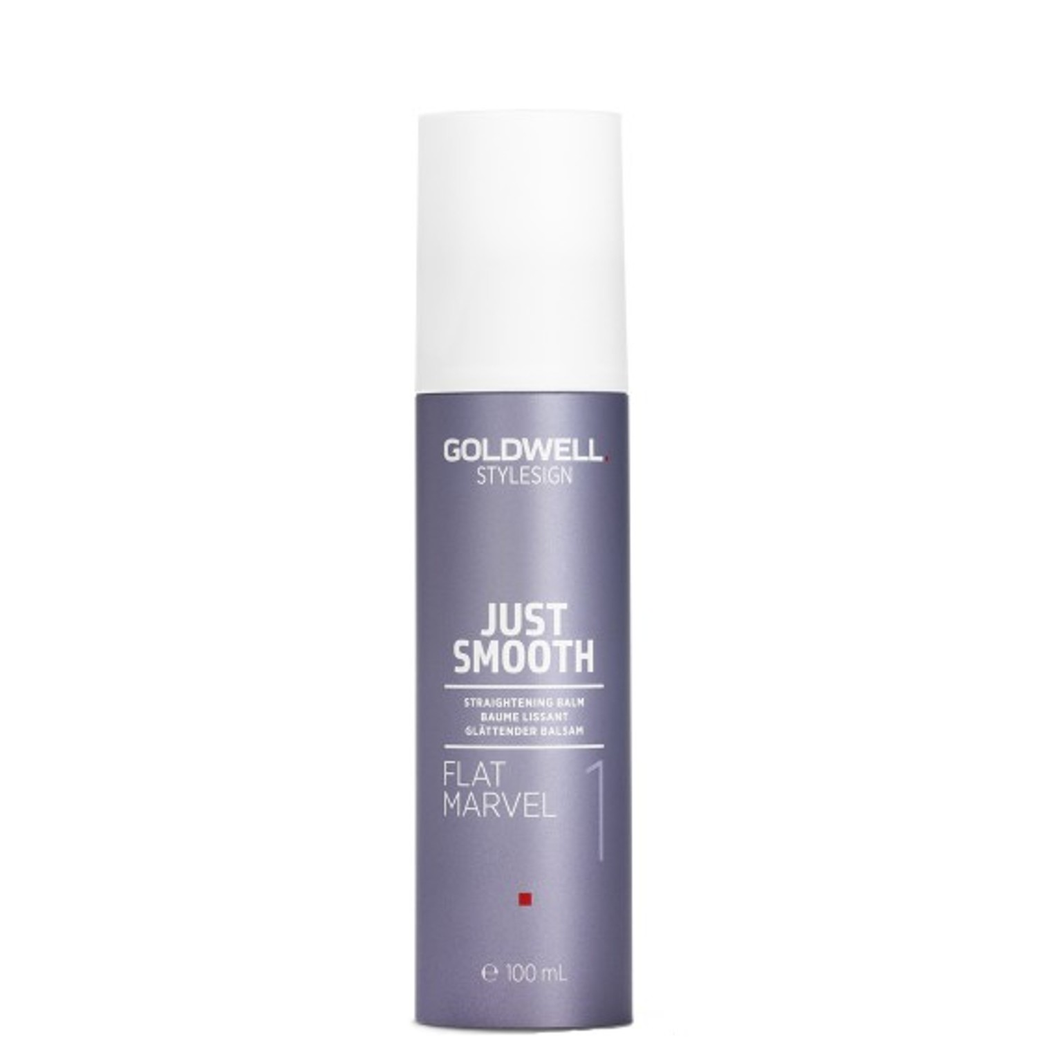 GOLDWELL Style Sign Just Smooth FLAT MARVEL 100 ml