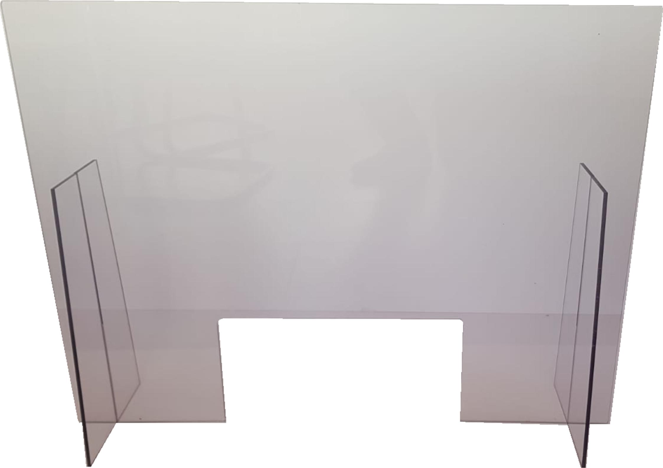 THEKEN DES-PLEX Hygieneschutzwand 50 x 70 cm