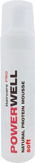 POWERWELL Natural Protein Mousse soft 5 L