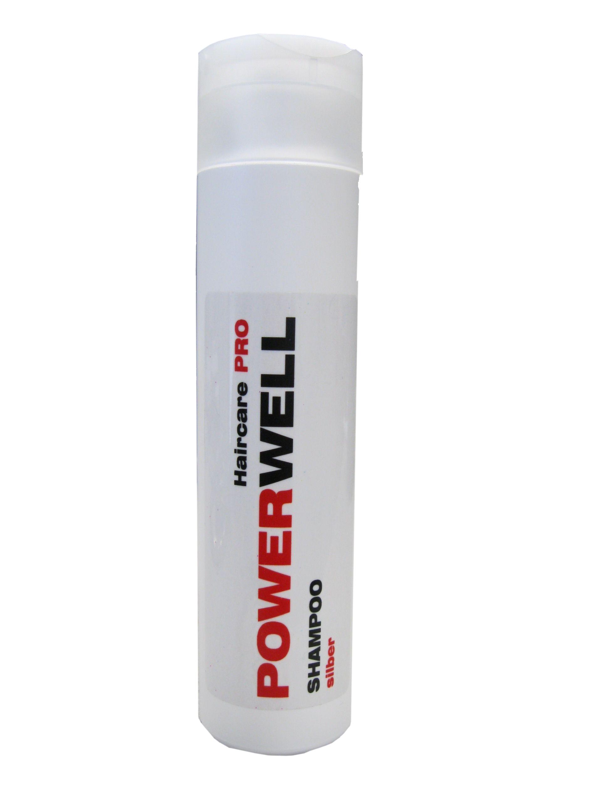 POWERWELL Anti-Yellow Shampoo 200 ml