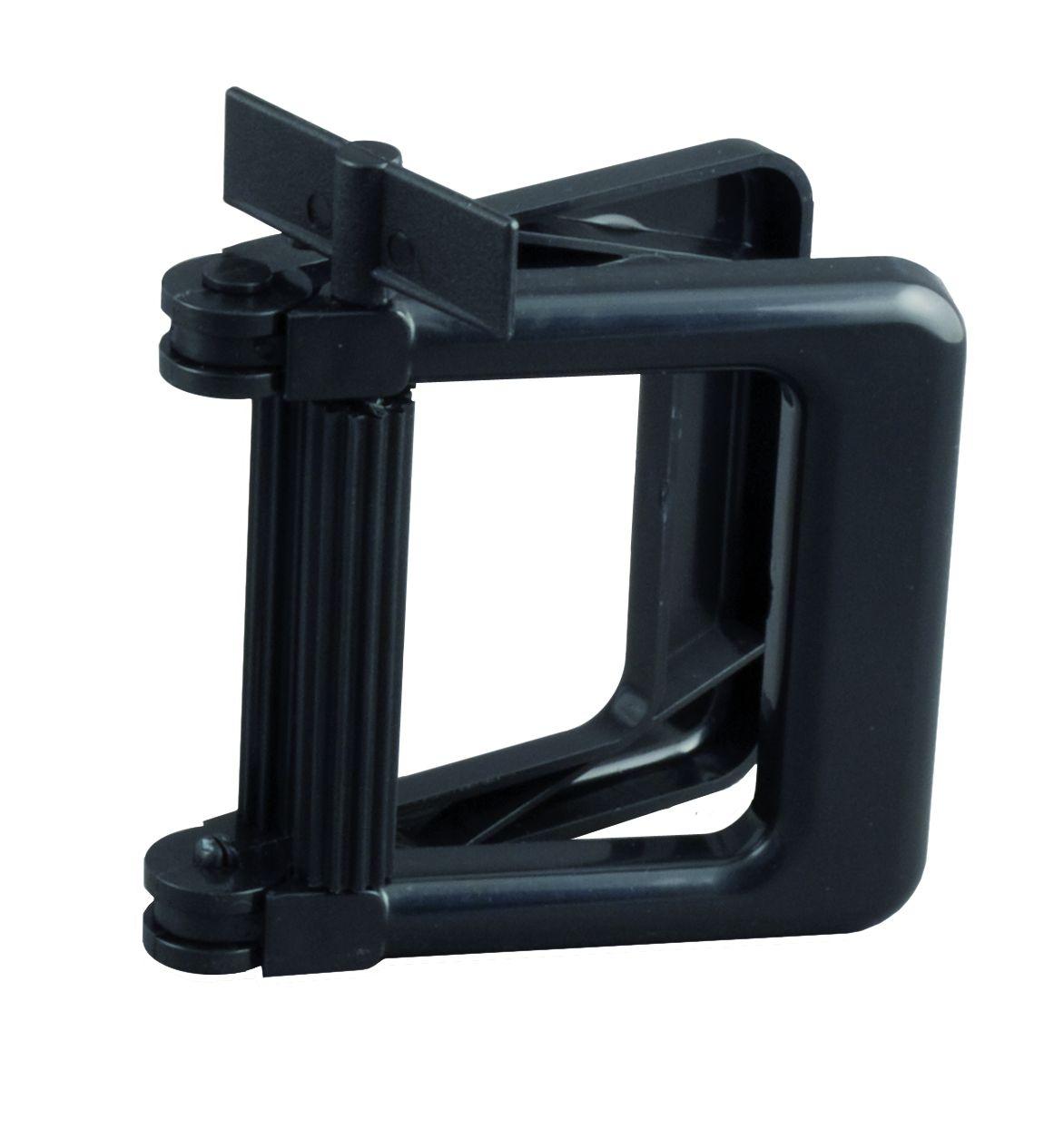 Tubenpresse Kunststoff schwarz