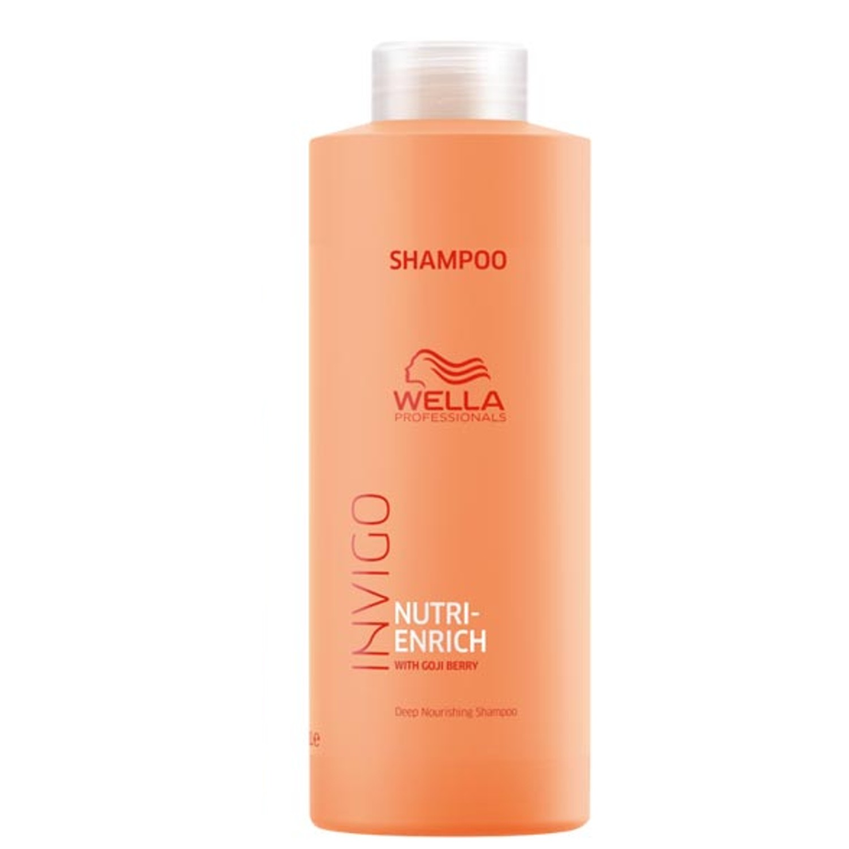 Wella Invigo Nutri-Enrich Deep Nourishing Shampoo 1 L