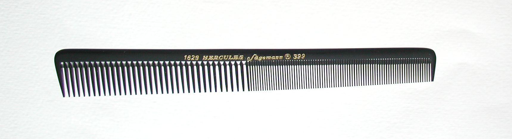 Hercules Sägemann 1629/399 Haarschneidekamm 7''