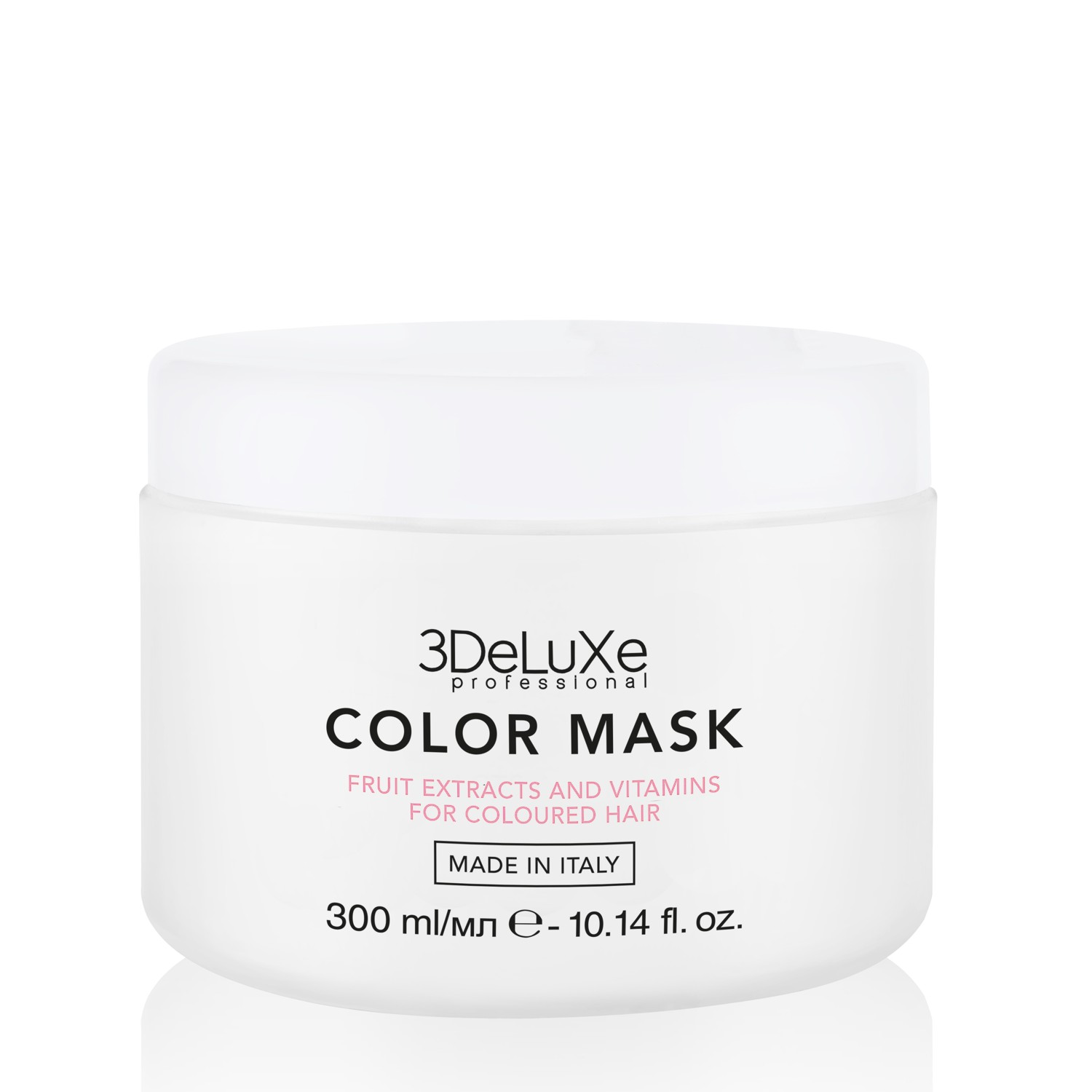 3DeLuXe Professional COLOR Mask 300 ml