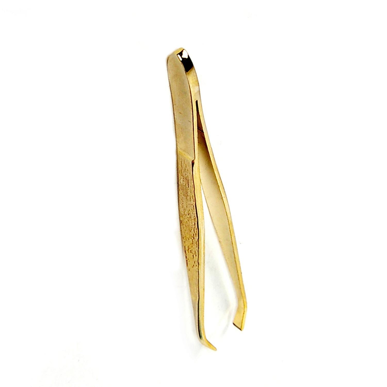 A&A Pinzette vergoldet