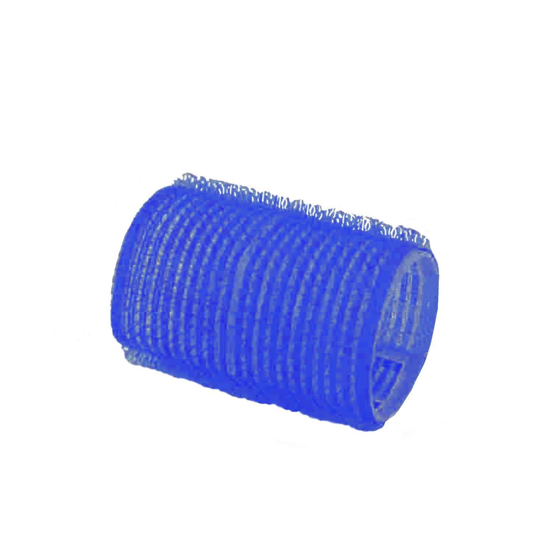 HairCult Haftwickler 60 mm, 12 St., Ø 40 mm blau