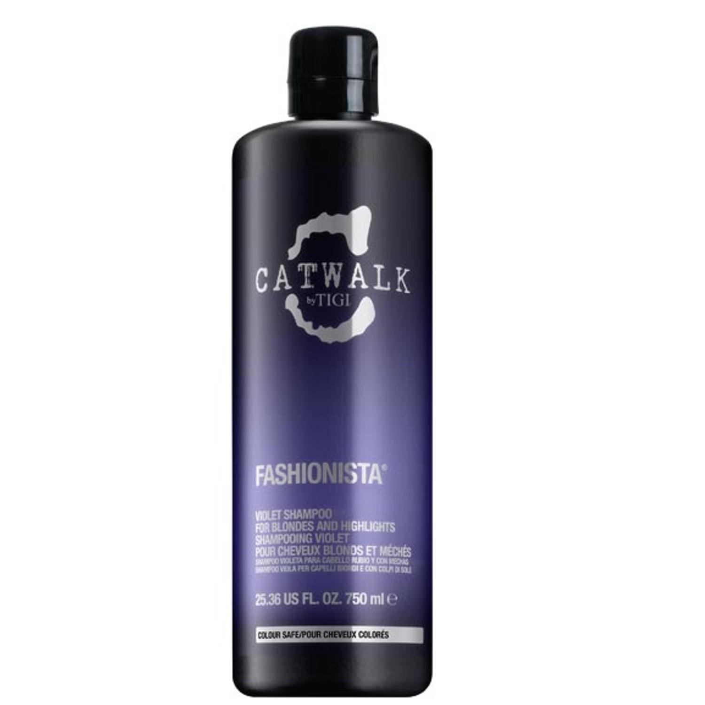 TIGI Catwalk Fashionista® Violet Shampoo 750 ml