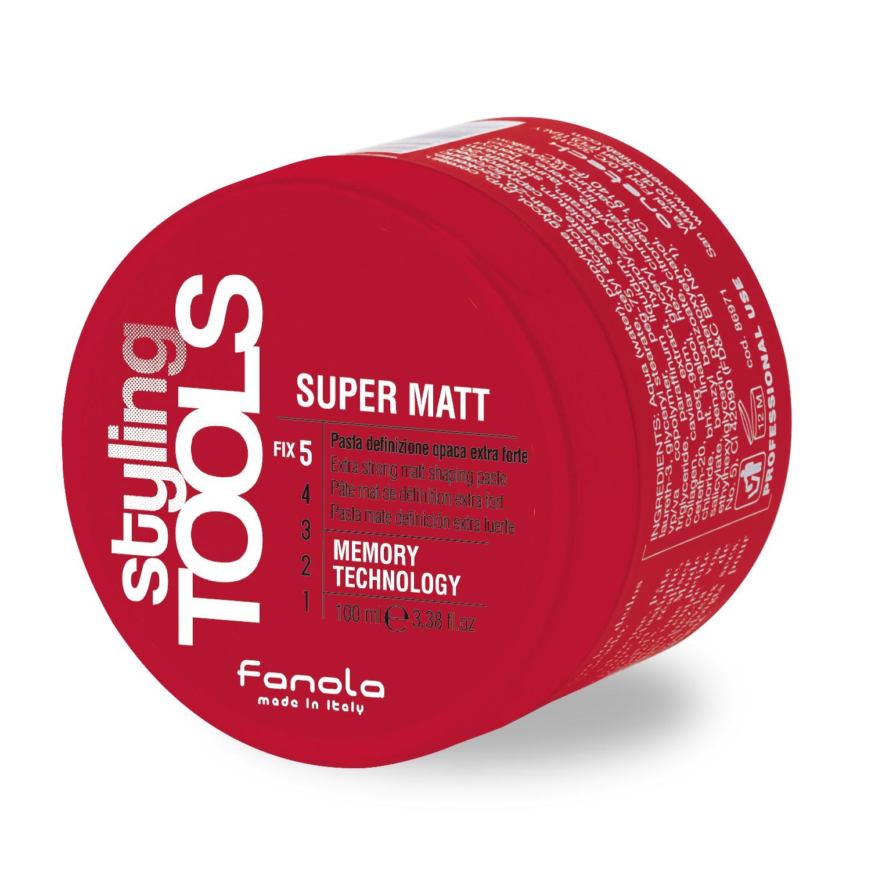 Fanola Styling Tools Super Matt 100 ml