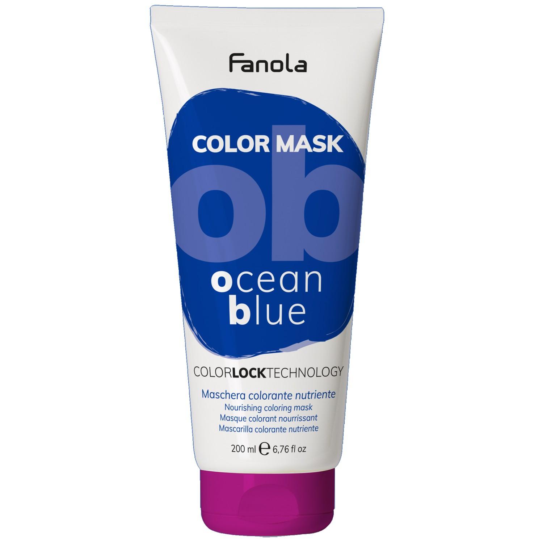 Fanola Color Mask Ocean Blue 200 ml