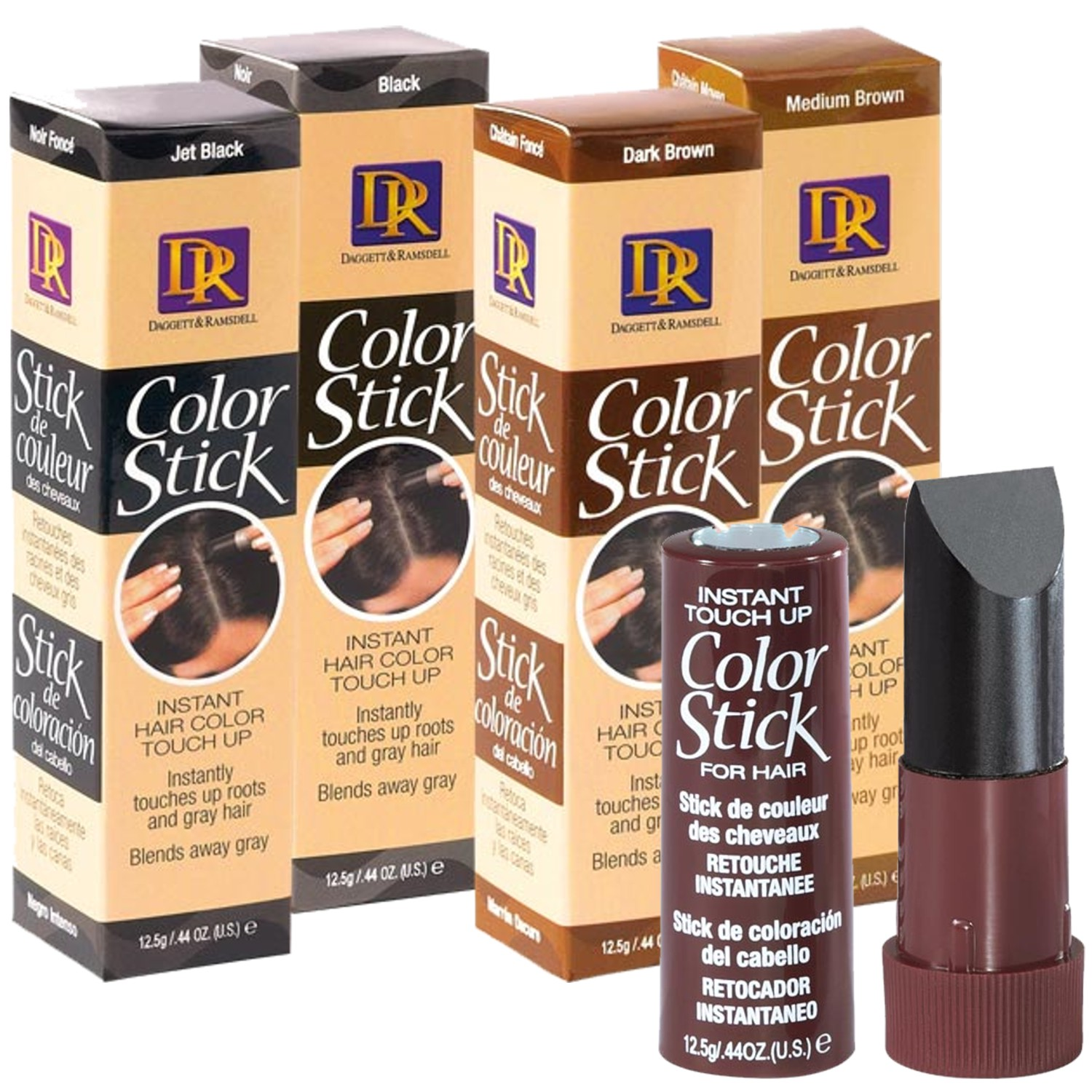 Cover your gray Color Stick for Hair 12,5 g