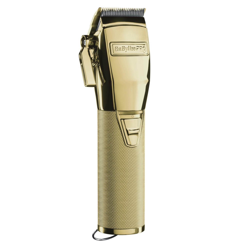 Babyliss Pro FX8700GE Barber Clipper Haarschneider Gold