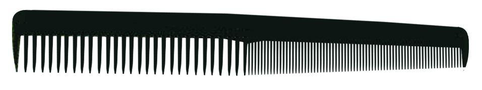 Jäneke Haarschneidekamm schräg 17,5 cm