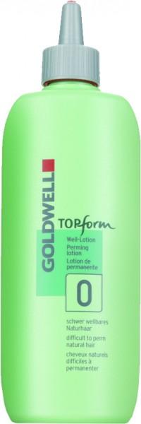 GOLDWELL Topform Well-Lotion - 0 - 500 ml