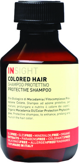 INSIGHT Colored Hair Protective Shampoo 100 ml