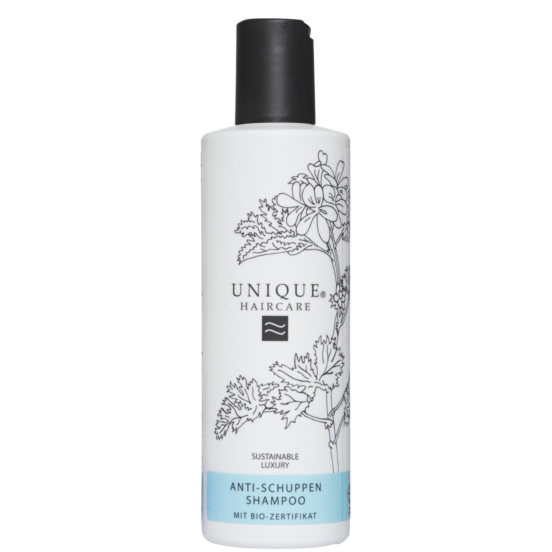 UNIQUE Haircare Anti-Schuppen Shampoo 250 ml