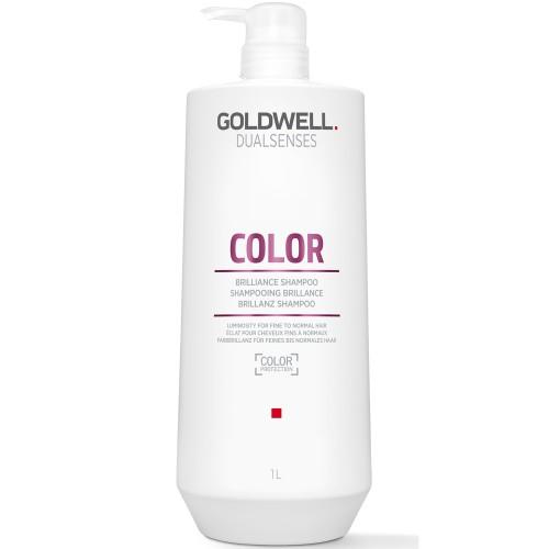 GOLDWELL Dualsenses Color BRILLIANCE SHAMPOO 1 L