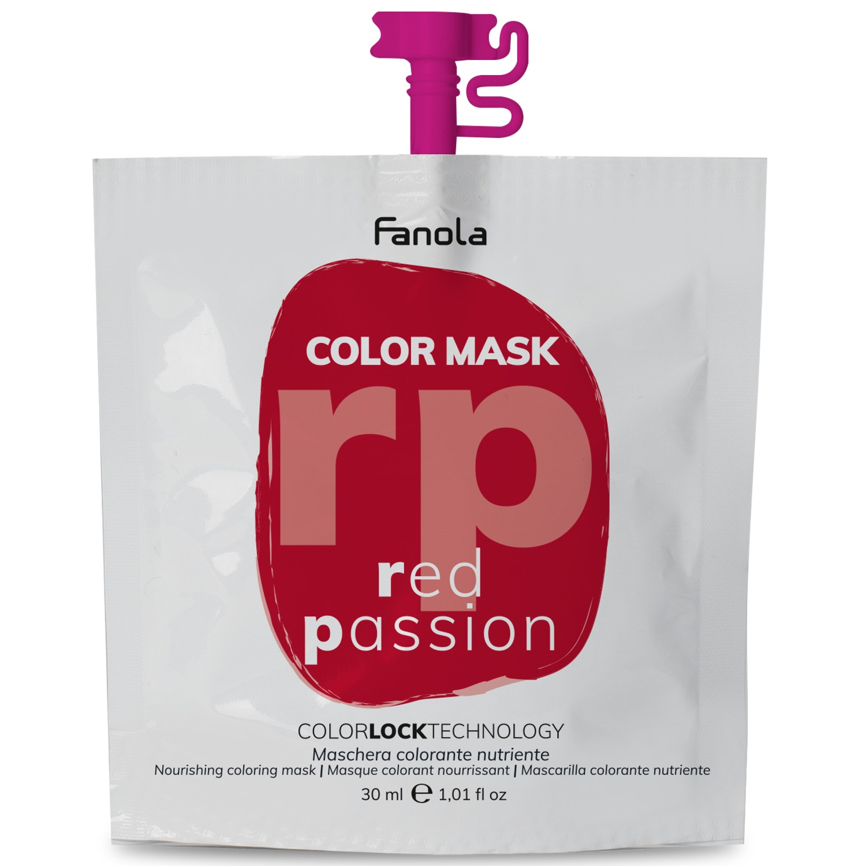 Fanola Color Mask Red Passion 30 ml
