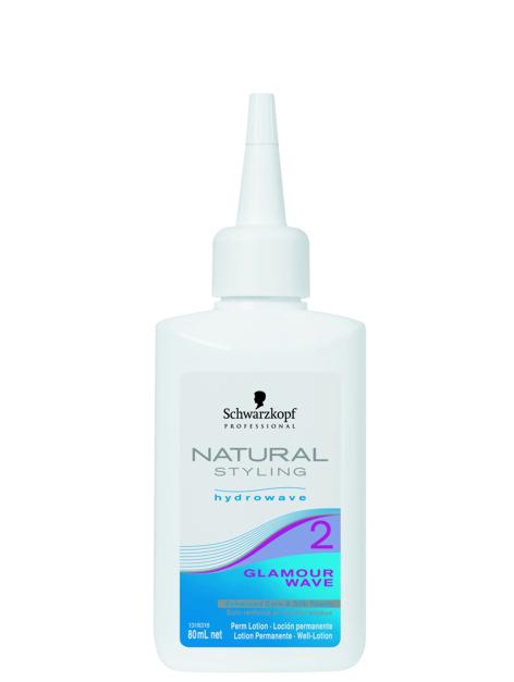 Schwarzkopf NATURAL STYLING Glamour Wave 2, 80 ml