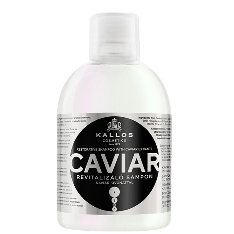 KALLOS COSMETICS KJMN Caviar Shampoo 1 L