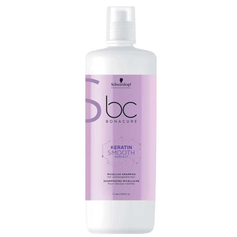 Schwarzkopf BC KERATIN SMOOTH Perfect Micellar Shampoo 1 L