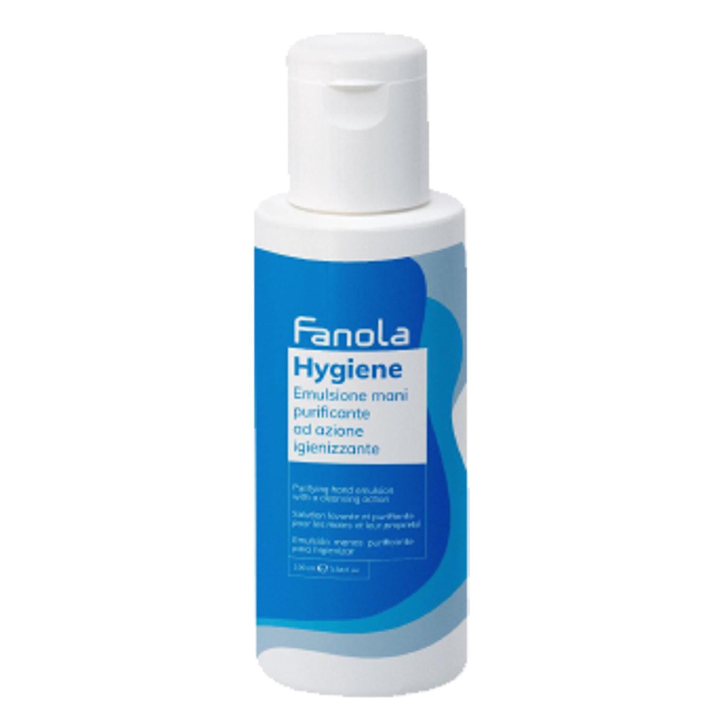 Fanola Hygiene Hand Emulsion 100 ml