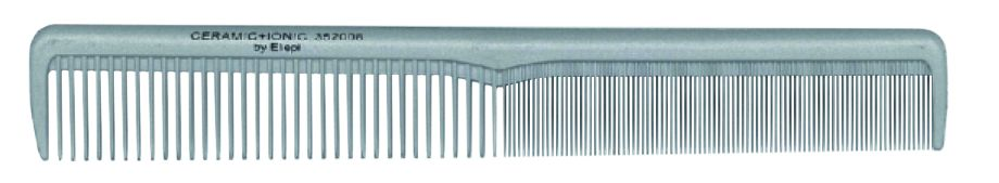 KANSAI Ceramic & Ionic Haarschneidekamm 19 cm