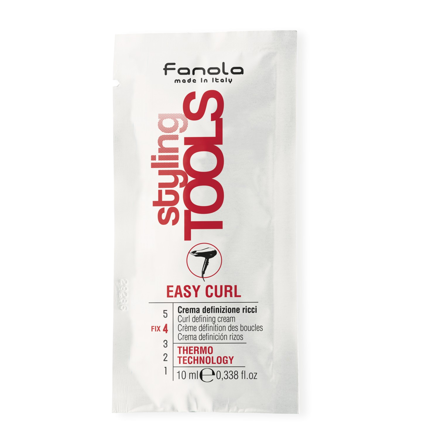 Fanola Styling Tools Easy Curl 10 ml