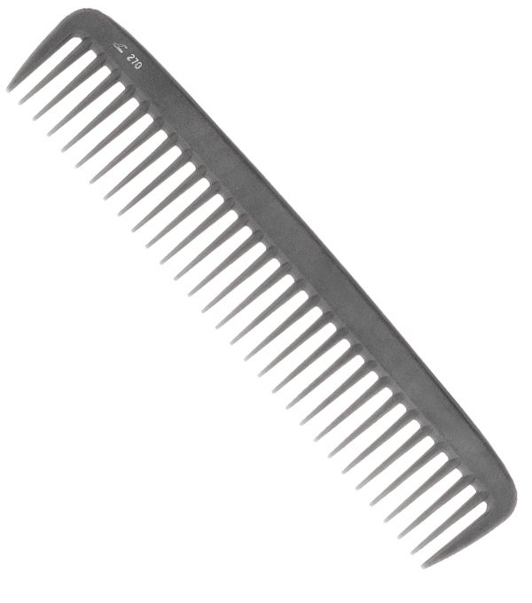 Fejic Carbon-Haarschneidekamm Nr. 270