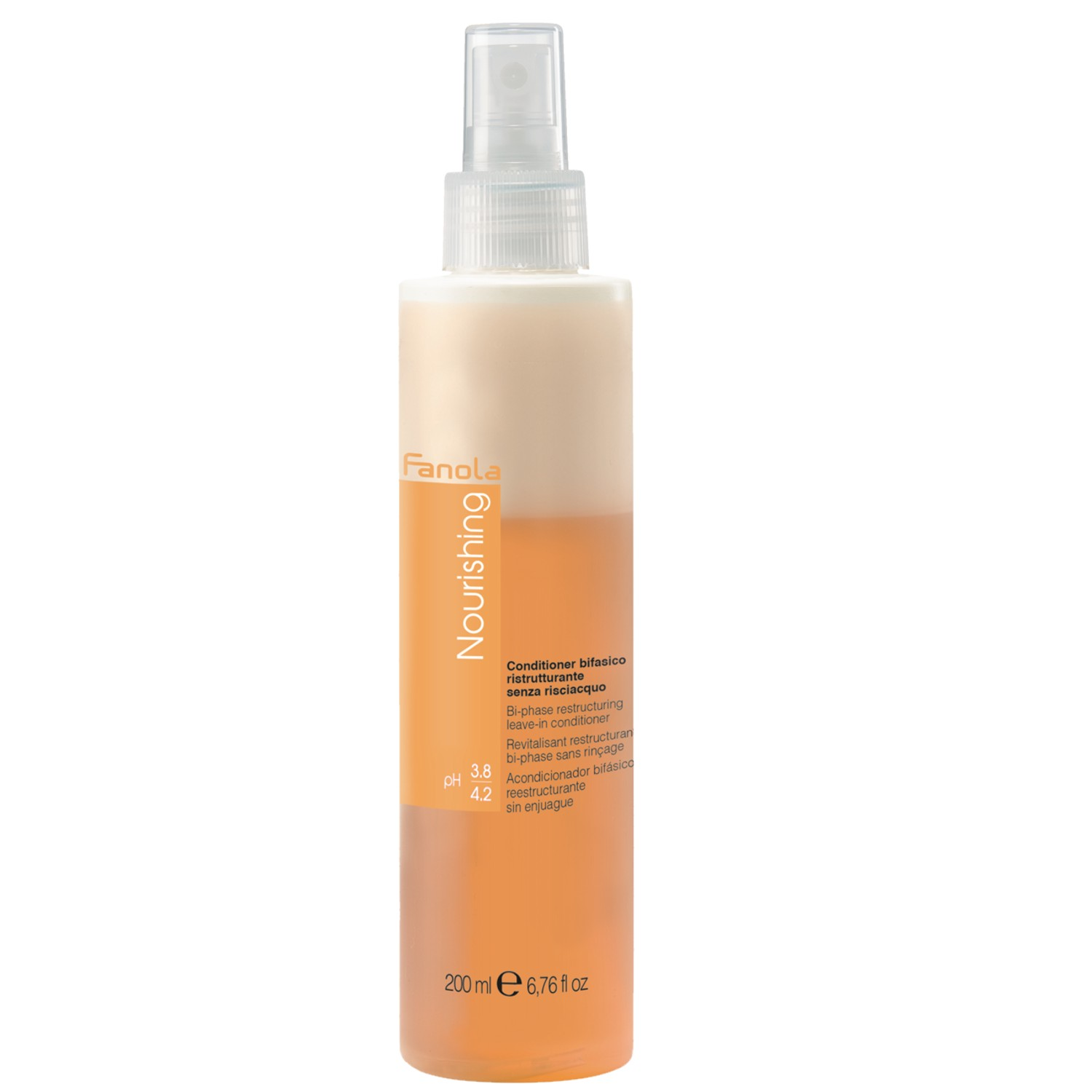 Fanola Nourishing Bi-Phase Restructuring Leave-In Conditioner 200 ml