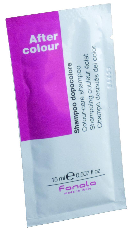 Fanola After Colour Shampoo Sachet 15 ml