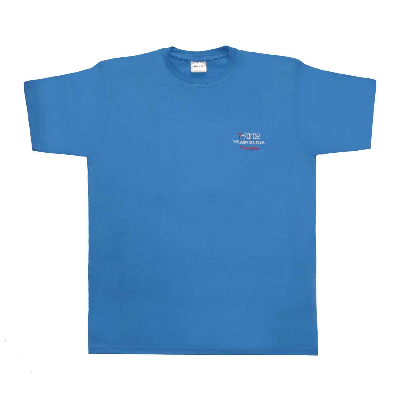 Fanola T-Shirt T-FORCE Blau