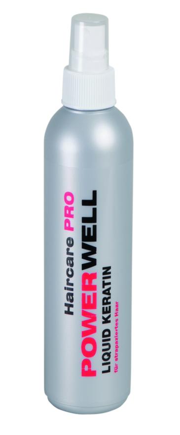 POWERWELL Keratin Liquid 250 ml
