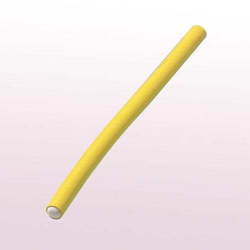 Comair Flex-Wickler lang 254 mm, 6 St., Ø 10 mm gelb