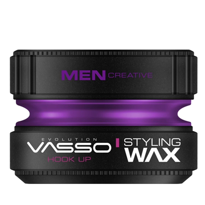 VASSO MEN CREATIVE Styling Wax Pro-Aqua ¨HOOK UP¨ 150 ml